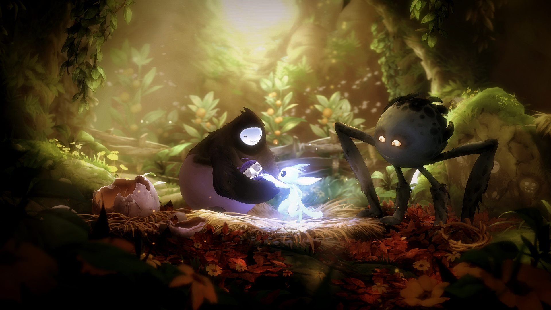 Ori and the Will of the Wisps Screenshot 1