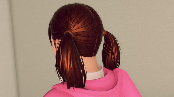 ItazuraVR SfW - Hair Twotail (DLC)