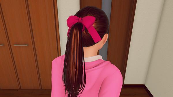 ItazuraVR SfW - Hair Ponytail (DLC)