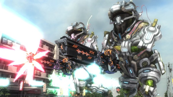 EARTH DEFENSE FORCE 5 - Mission Pack 1: Extra Challenge (DLC)