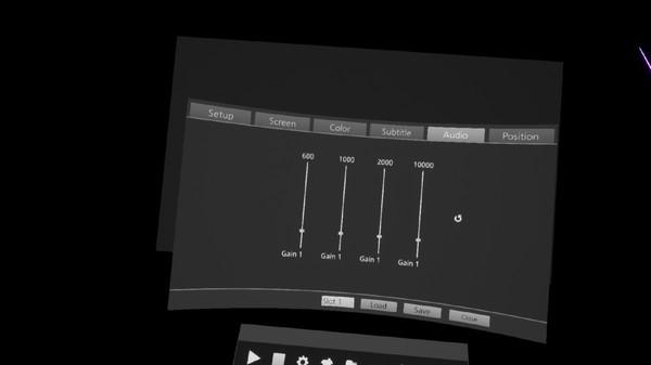 Sim 4K VR MediaPlayer
