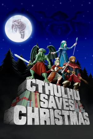 Cthulhu Saves Christmas poster image on Steam Backlog