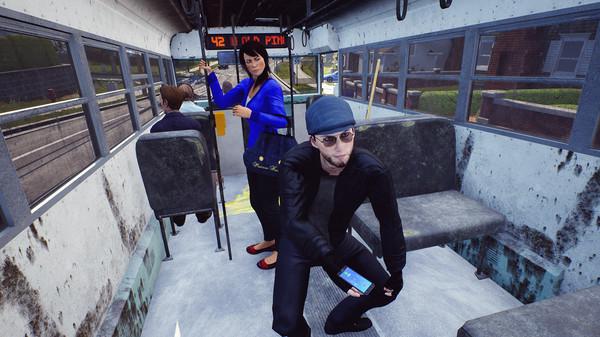 Bus Controller Simulator