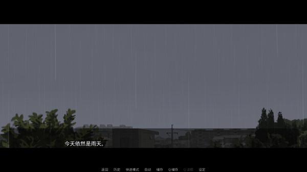 Rain's love memory-雨的恋记