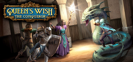 Save 10% on Queen's Wish: The Conqueror on Steam