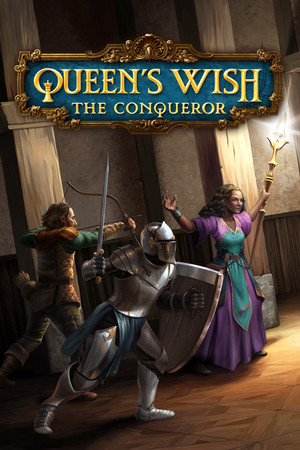 Queen's Wish: The Conqueror poster image on Steam Backlog