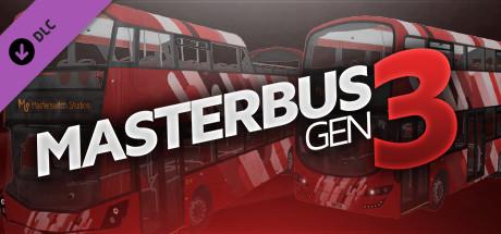 Купить OMSI 2 Add-On Masterbus Gen 3 Pack (DLC)