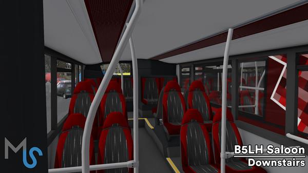 OMSI 2 Add-On Masterbus Gen 3 Pack (DLC)