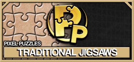Pixel Puzzles Traditional Jigsaws Thumbnail