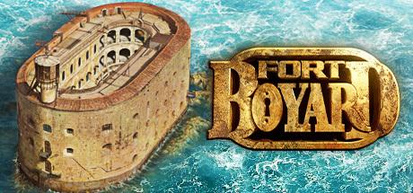 Fort Boyard cover art