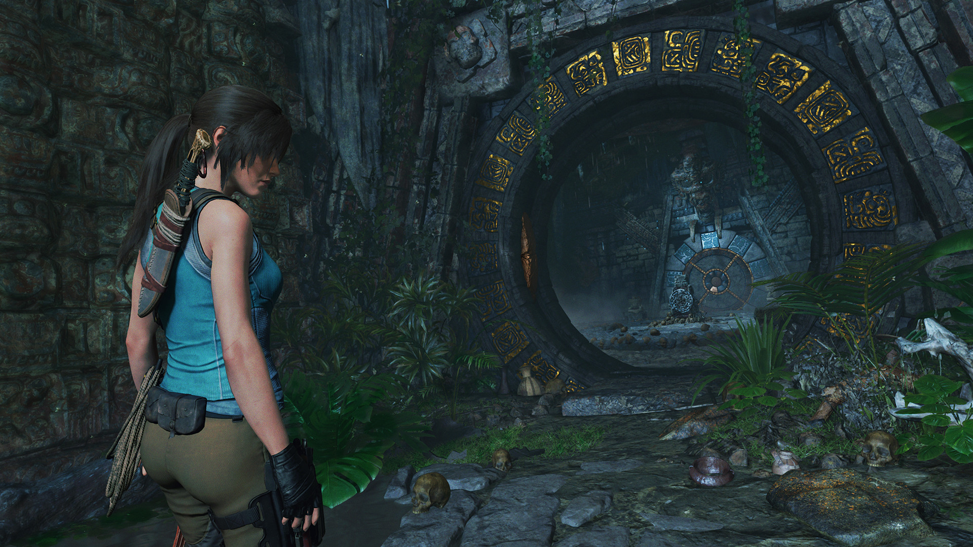 Shadow Of The Tomb Raider Sworn Defender On Steam