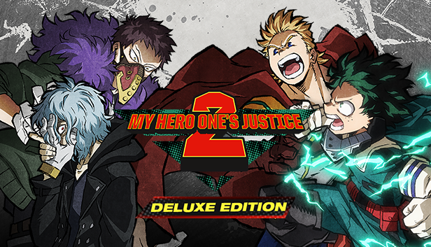 Купить MY HERO ONE'S JUSTICE 2