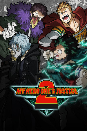 MY HERO ONE'S JUSTICE 2 poster image on Steam Backlog