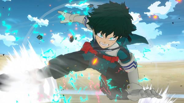 My Hero Ones Justice 2-CODEX [CRACK]