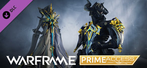 Warframe Equinox Prime Access: Accessories Pack