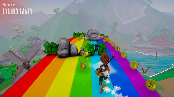 Rainbow Hunter