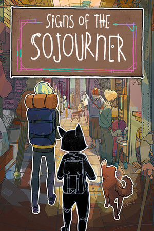 Signs of the Sojourner poster image on Steam Backlog