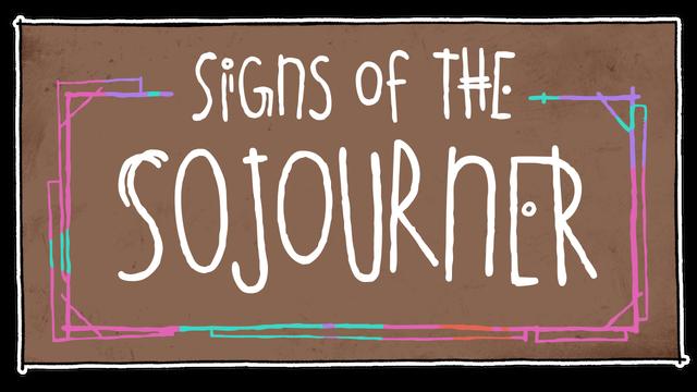 Signs of the Sojourner - Steam Backlog