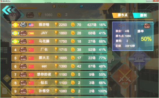 胜利即正义! / Victory is justice!