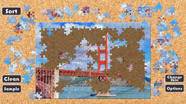 Jigsaw Masterpieces : Beautiful Sceneries in the USA (DLC)