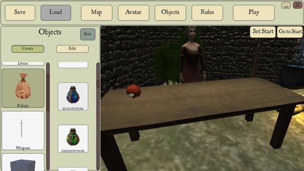 Скриншот из MissionMaker