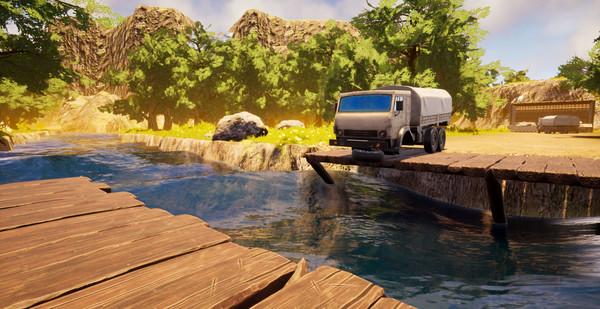 ROAD HOMEWARD 2: river trip
