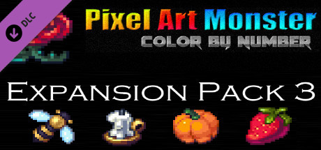 Купить Pixel Art Monster - Expansion Pack 1 (DLC)
