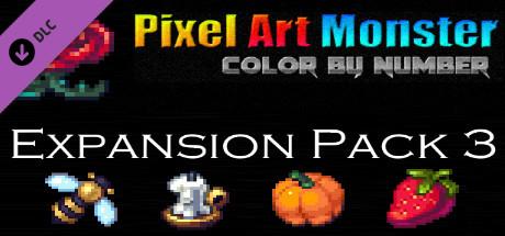 Pixel Art Monster - Expansion Pack 1