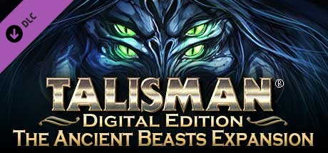 Talisman Digital Edition The Ancient Beasts Capa