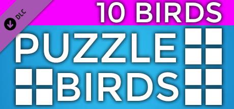 PUZZLE: BIRDS - Puzzle Pack: 10 BIRDS