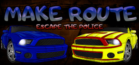 Купить Make Route: Escape the police