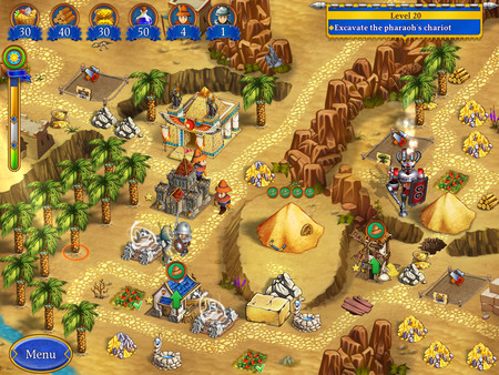 New Yankee 6: In Pharaoh's Court