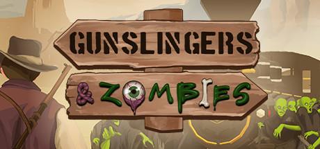 Купить Gunslingers & Zombies