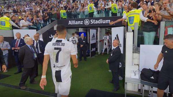 Juventus VR - Ronaldo's Juve debut (DLC)