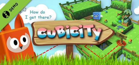 Cubicity: Slide puzzle Demo
