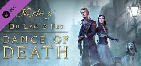 Dance Of Death: Du Lac & Fey - DLC - Art Book