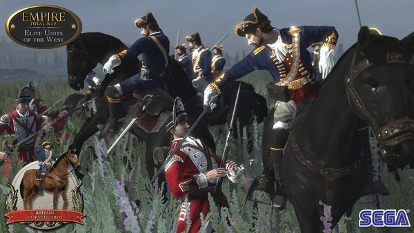 Empire: Total War™ - Elite Units of the West (DLC)