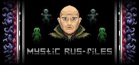 Mystic RUS-files cover art