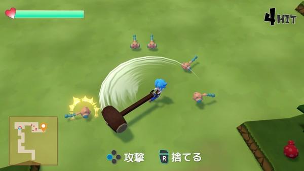 ぶんまわしヒーロー / Full Swing Hero