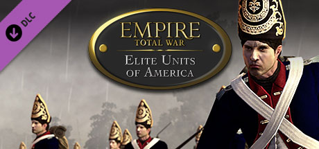 Купить Empire: Total War™ - Elite Units of America (DLC)