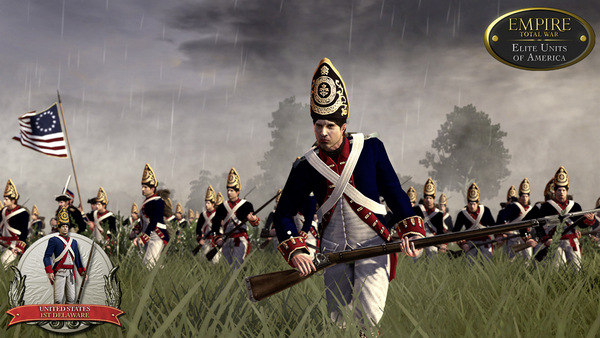 Empire: Total War™ - Elite Units of America (DLC)