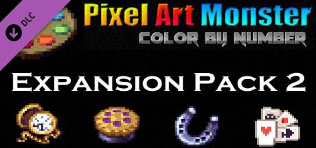 Pixel Art Monster - Expansion Pack 2