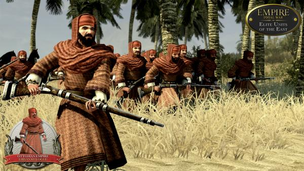 Empire: Total War™ - Elite Units of the East (DLC)