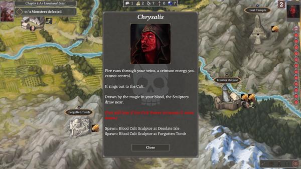 Heretic Operative - Blood Cult (DLC)