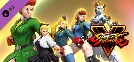 Elegant Street Fighter V   Cammy Costumes Bundle · AppID: 1060990