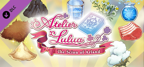 Atelier Lulua: Newbie Support Item Pack