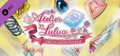 Atelier Lulua: Weapon-Strengthening Symbols (Set of 8)