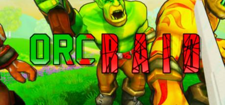 Orc Raid cover art