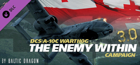 Купить DCS: A-10C Warthog - The Enemy Within 3.0 Campaign (DLC)
