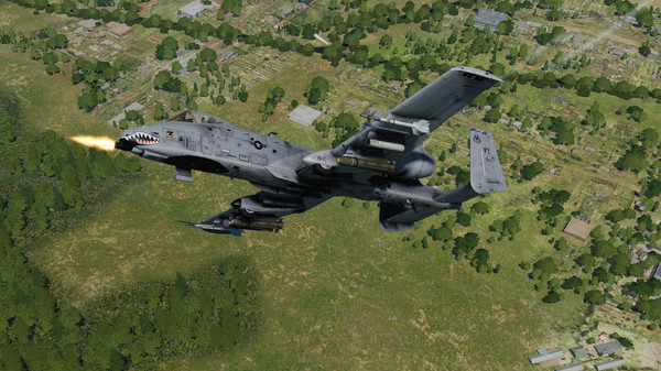 DCS: A-10C Warthog - The Enemy Within 3.0 Campaign (DLC)